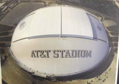 Toro Logistics Project - AT&T Stadium